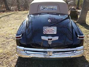 1948 Lincoln Zephyr Convertible For Sale Alsip  Illinois
