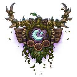 Hearthstone Druid Deck Lich King by I