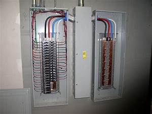 Residential Lighting Panel Boards