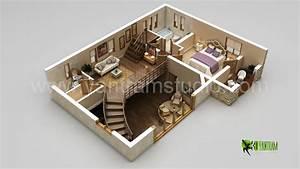 3d floor plan design yantramstudio39s portfolio on archcase With 3d home floor plan design