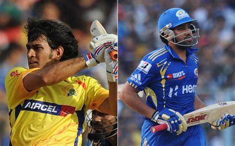 Chennai Super Kings v Mumbai Indians: IPL play-offs live ...