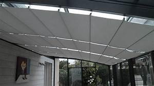 Abri De Terrasse Retractable : stores velum thermique pour abris terrasse retractable on ~ Dailycaller-alerts.com Idées de Décoration