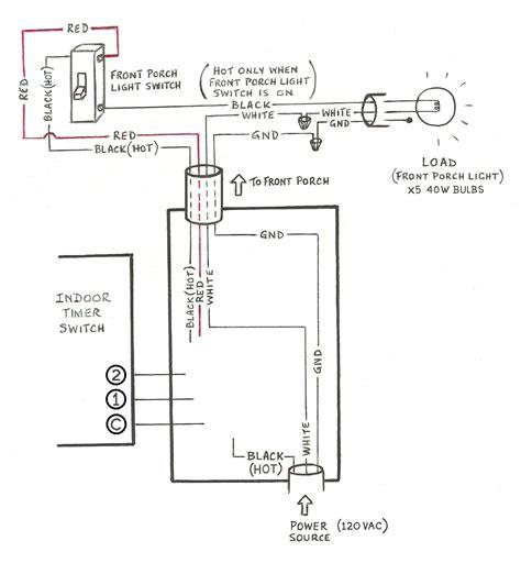 Need Help Wiring Way Honeywell Digital Timer Switch