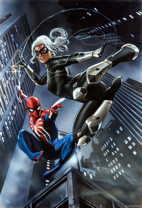 Spider Man The Heist Three New Suits Revealed New Game