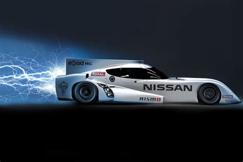Ordez Comfirmed By Nissan For Zeod Michelin Alley