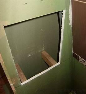 Niche De Douche : beautiful fabriquer niche salle de bain pictures design ~ Premium-room.com Idées de Décoration
