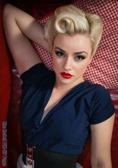 50s Pin Up Hairstyles by 50s Hairstyles 11 Vintage Hairstyles To Look Special