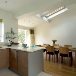 airy kitchen diner kitchen design decorating ideas housetohome co uk - Kitchen Diner Ideas