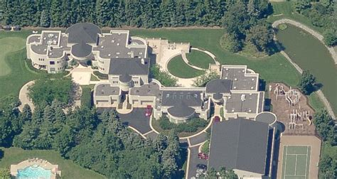 maison de bill gates view the homes of athletes and personalities