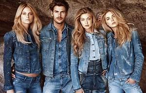 GUESS Fall Winter 2013 Denim Advertising Campaign