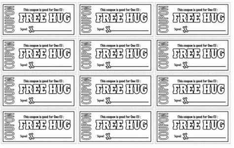 hug coupon  vouchers images  pinterest