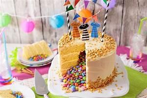 Kuchen mit Überraschung drin selber machen 20