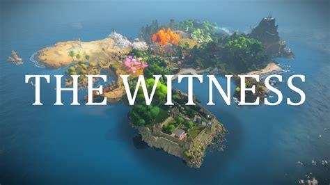 the witness pc videogamesnest