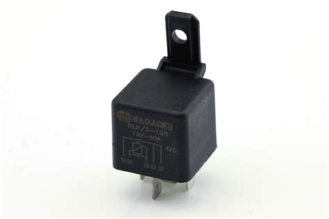 Mini Relay Normally Open Pins