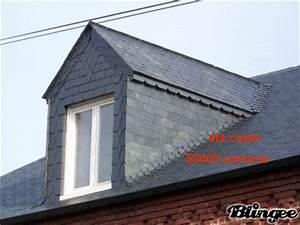 Lucarne De Toit : lucarne et toiture en ardoise naturelle artisan couvreur ~ Melissatoandfro.com Idées de Décoration