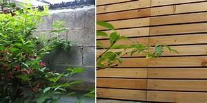 Außenwand Mit Holz Verkleiden : gartenmauer mit holz verkleiden statt h sslicher ~ Watch28wear.com Haus und Dekorationen