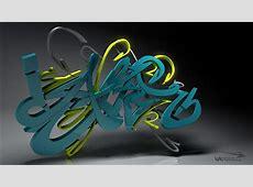 Nombre david en graffiti 3D Imagui