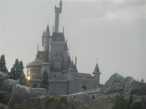 Beauty And The Beast Castle