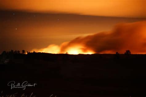 Legion Lake Fire Photo Gallery