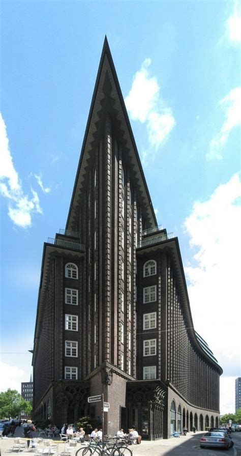 Expressionismus Architektur Merkmale expressionismus architektur gef 252 hlvolle geb 228 ude