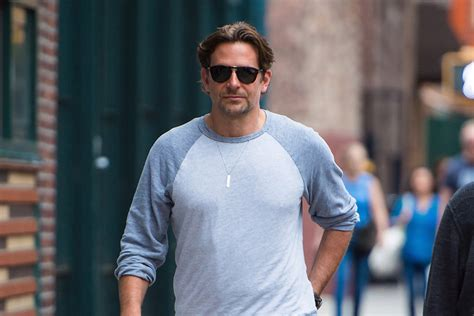Bradley Cooper Takes Stroll With His Year Old Daughter