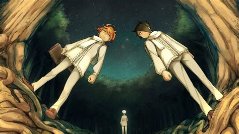promised neverland wallpapers wallpaper cave
