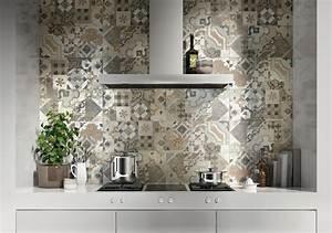 Carreaux De Ciment Castorama : carrelage imitation carreaux de ciment novoceram ~ Melissatoandfro.com Idées de Décoration