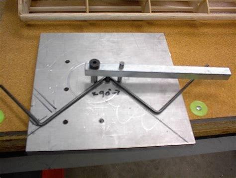 wire bending jig page  rc groups herramientas