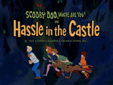 hassle   castle scoobypedia  scooby doo wiki
