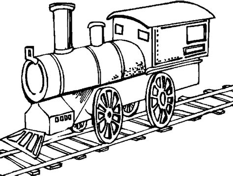 train coloring pages  kids coloring pages pictures