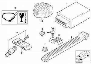 36142360420 - Wheel Electronics Module  Rdc  433mhz