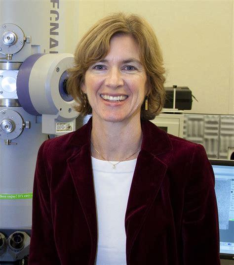 Biochemist Jennifer Doudna Hailed For Discovery Of 'holy