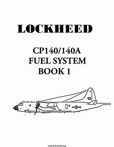 Lockheed Cp140  140a Fuel System  U0026 Hydraulic System