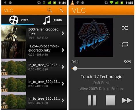 vlc android apk vlc v1 7 5 apk app axeetech