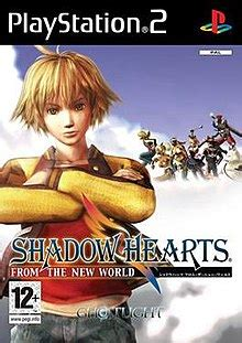 Shadow Hearts From The New World Wikipedia