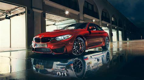 BMW M5 4K Wallpaper