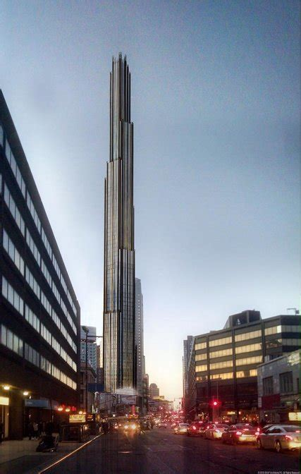 Proposal For Brooklyn Tallest Tower Approved The