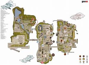 GTA 3 Map | Grand Theft Auto | Pinterest | Gta and Grand ...