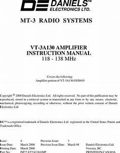 Codan Radio Communications Vt