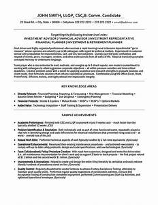 Top Finance Resume Templates Samples