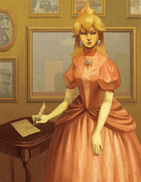 Princess Peach By Photia On Deviantart
