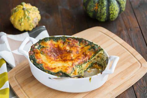 blettes cuisine lasagnes végétariennes à la courge et aux blettes