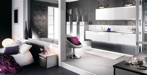 salle de bain dans chambre salle de bains bambou leroy merlin tout
