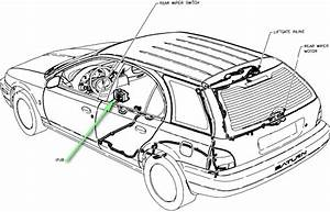 The Power Door Locks On My  U0026 39 96 Saturn Sw2 Are Making A