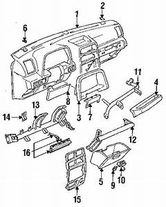 Geo Tracker Parts Diagram