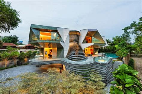 These Homes In Singapore Are Indisputably The Gems Of