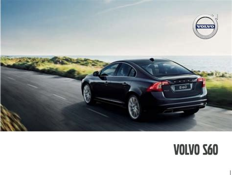 Orange County Volvo by 2016 Volvo S60 Brochure Orange County Volvo Dealer