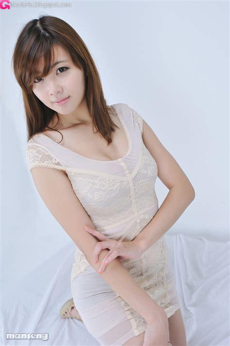 Xxx Nude Girls Jung Se On Beige Mini Dress