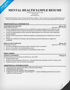 Health Aide Resume Mental Health Entry Level Jobs Resume Examples Nursing