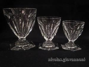 Service De Verre En Cristal : service 42 verres 1 carafe bourbon baccarat cristal catalogue cristal de france ~ Teatrodelosmanantiales.com Idées de Décoration